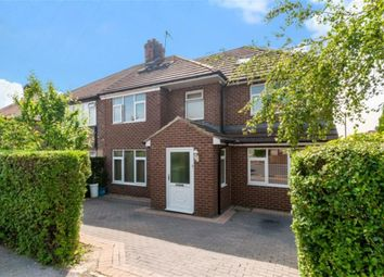 Thumbnail 5 bedroom semi-detached house for sale in Moorland Road, Pudsey