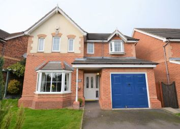 Thumbnail 4 bed detached house for sale in 9 Plantation Road, Doncaster
