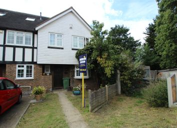 Thumbnail 3 bed end terrace house for sale in Cottage Field Close, Sidcup, Kent