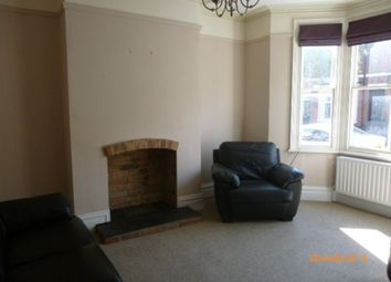 Thumbnail 4 bedroom terraced house to rent in Statham Street, Derby