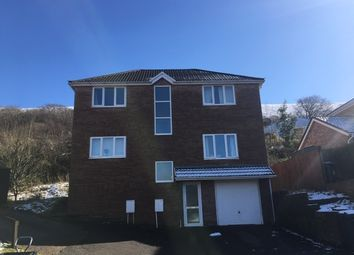 Thumbnail 4 bed detached house to rent in Hawthorne Glade, Blaina, Gwent