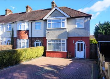 Thumbnail 3 bed end terrace house for sale in Whitehill Lane, Gravesend
