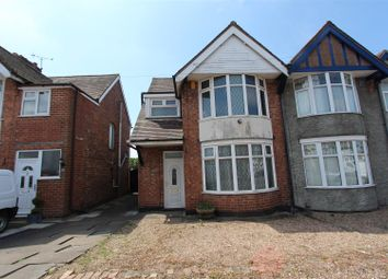 Thumbnail 3 bed semi-detached house for sale in Beaumont Avenue, Hinckley