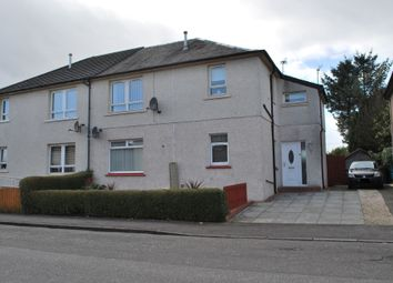 Thumbnail 2 bed flat for sale in Mansionhouse Road, Camelon