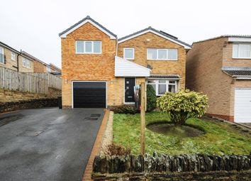 Thumbnail 5 bedroom detached house for sale in Cleveland Way, Shelley, Huddersfield