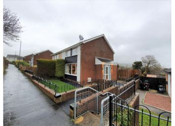 Thumbnail 3 bed semi-detached house for sale in Ballyduff Gardens, Newtownabbey
