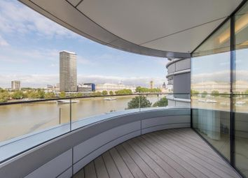 Thumbnail 2 bedroom flat to rent in Tower One, The Corniche, 24 Albert Embankment, London
