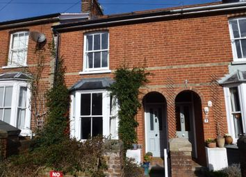 Thumbnail 3 bed terraced house for sale in Gladstone Road, Woodbridge