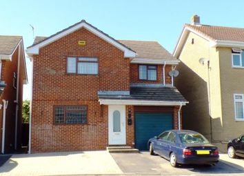 Thumbnail 4 bedroom detached house for sale in Sandyhurst Close, Poole