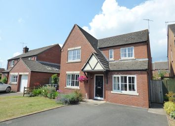 Thumbnail 4 bed detached house for sale in Lawnside Close, Upton Upon Severn, Worcestershire