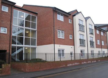 Thumbnail 1 bed flat to rent in Delamere Court, St. Marys Street, Crewe