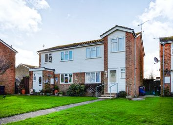 Thumbnail 3 bed semi-detached house for sale in Filder Close, Eastbourne