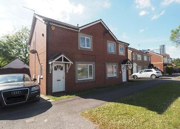 Thumbnail 2 bed semi-detached house to rent in South Bridge Road, Victoria Dock, Hull