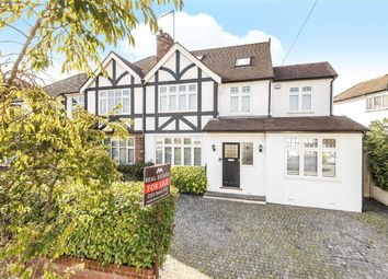 Thumbnail 6 bed property for sale in West Hill Way, London