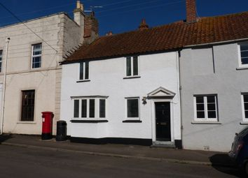 Thumbnail 3 bed terraced house for sale in High Street, Stogursey, Bridgwater