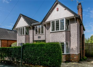 4 bed detached house for sale in Harlaxton Drive, Nottingham NG7