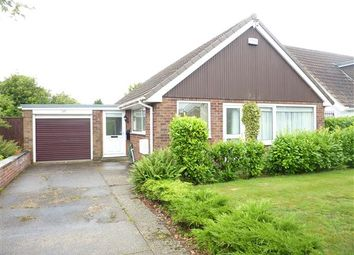 Thumbnail 3 bed bungalow for sale in Pelham Avenue, Scartho, Grimsby