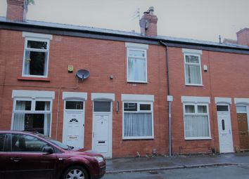 Thumbnail 2 bed terraced house to rent in Shaw Road South, Stockport