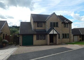 Thumbnail 5 bed detached house for sale in Ball Grove Drive, Colne, Lancashire
