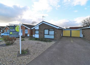 Thumbnail 2 bed detached bungalow for sale in Elmstead Road, Wivenhoe, Colchester
