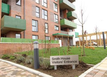 Thumbnail 2 bed flat to rent in Smith House, Matthews Close, Wembley