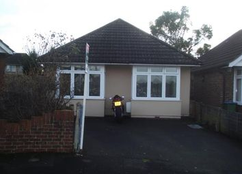 Thumbnail 2 bedroom bungalow for sale in Maldon Road, Southampton