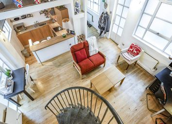 Thumbnail 2 bed flat for sale in Penfold Street, London