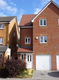 Thumbnail 3 bed semi-detached house to rent in Leatham Avenue, Kimberworth