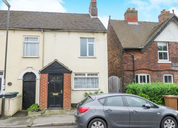 Thumbnail 3 bed semi-detached house for sale in Moira Road, Woodville, Swadlincote