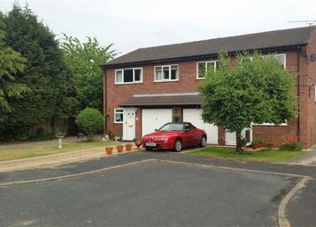 Thumbnail 2 bed flat to rent in Verdin Court, Crewe, Cheshire