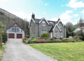 Thumbnail 3 bed detached house for sale in Lettermore, Ballachulish