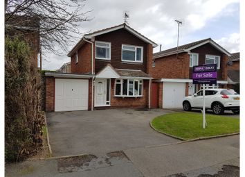 Thumbnail 3 bedroom detached house for sale in Waterdale, Wombourne, Wolverhampton