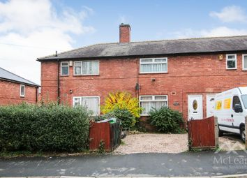 Thumbnail 3 bed terraced house for sale in Eltham Drive, Nottingham
