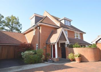 Thumbnail 4 bed detached house for sale in Abbots Brook, Lymington, Hampshire
