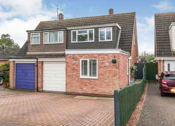 Thumbnail 4 bed semi-detached house for sale in Rochfort Avenue, Newmarket