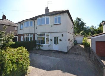 Thumbnail 3 bed semi-detached house for sale in Extended Period House, Glasllwch Crescent, Newport