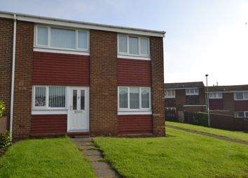 Thumbnail 3 bed end terrace house for sale in Eastfields, Stanley