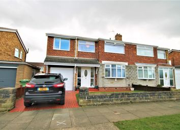 Thumbnail 5 bed semi-detached house for sale in Bader Avenue, Thornaby, Stockton-On-Tees