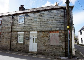 Thumbnail 1 bed terraced house for sale in West Street, St. Columb Major