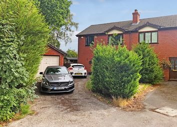 Thumbnail 3 bed semi-detached house to rent in Oakfield Road, Alderley Edge
