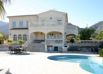 Thumbnail 4 bed villa for sale in Jalon, Alicante, Valencia, Spain
