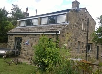 Thumbnail 4 bed detached house for sale in Flappit Springs, Keighley