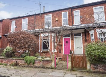 Thumbnail 4 bedroom terraced house for sale in Beechwood Avenue, Chorlton