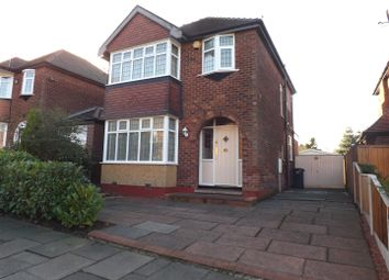 Thumbnail 3 bed detached house to rent in Moss Lane, Middleton, Manchester