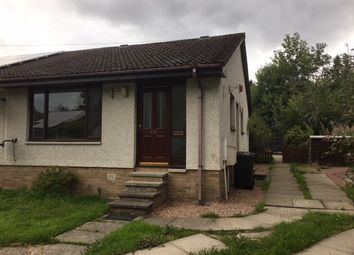 Thumbnail 2 bed semi-detached bungalow for sale in Braeface Park, Alness