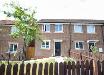 2 bed terraced house for sale in Bridlington Close, Wallsend NE28