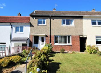 Thumbnail 3 bed terraced house for sale in Ayton Park North, Glasgow