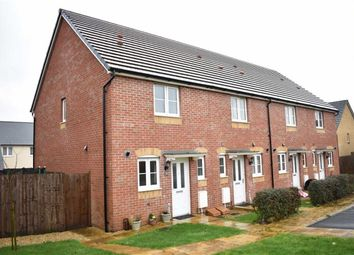 Thumbnail 2 bed end terrace house for sale in Ffordd Y Meillion, Penllergaer, Swansea