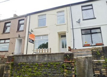 Thumbnail 3 bed terraced house to rent in Penybryn Terrace, Penrhiwceiber, Mountain Ash