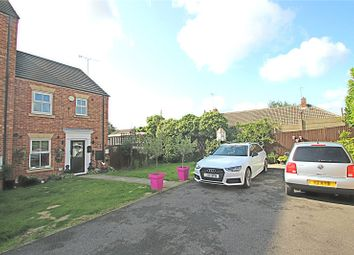 Thumbnail 3 bed town house for sale in Marsden Mews, Hemsworth, Pontefract, West Yorkshire